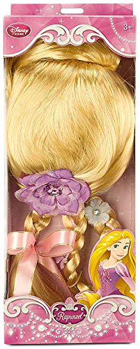 Disney Rapunzel Wig with Braid ()