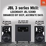 "JBL Professional 308P MkII Next-Generation 8"" 2-Way Powered Studio Monitor"