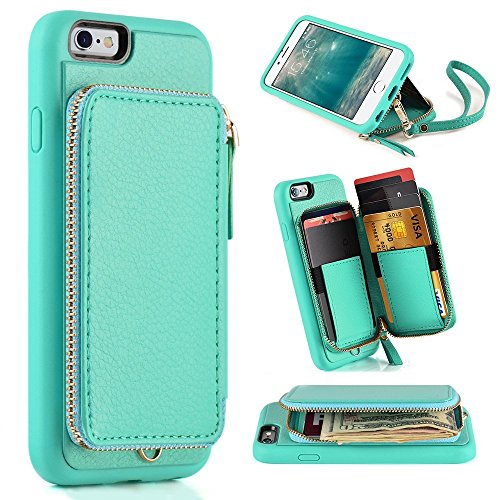 iphone Leather ZVE Protective Handbag