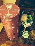 Lolita Baldwin Girl Wine Glass Custom Extremely Rare Design