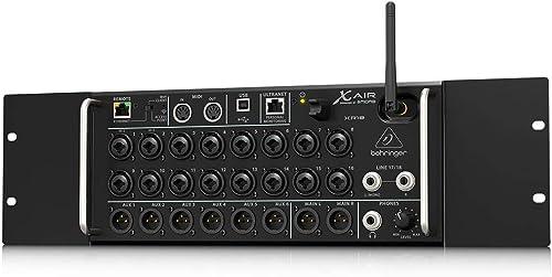 Behringer XR18 Digital Mixer guide