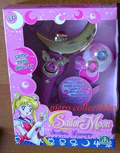 16 opinioni per Sailor Moon Scettro Lunare Tv