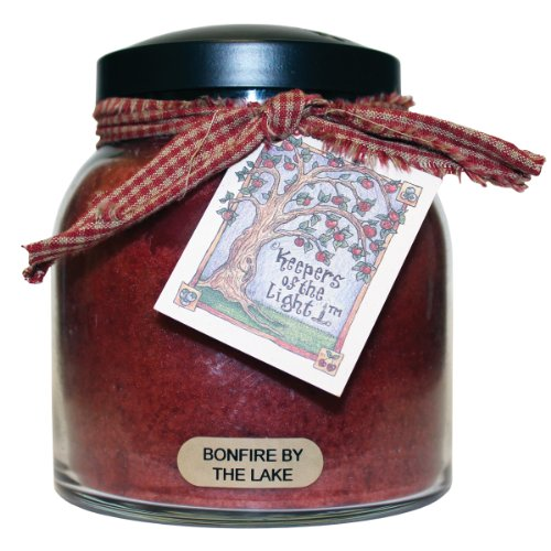Cheerful Giver Bonfire Candle 34 Ounce