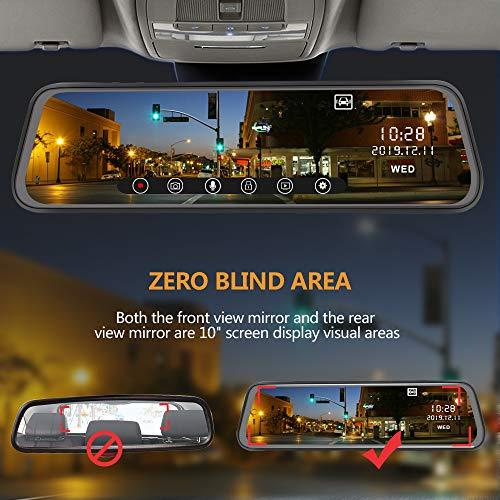 Buy rear view camera mirror