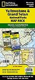 Yellowstone and Grand Teton National Parks [Map