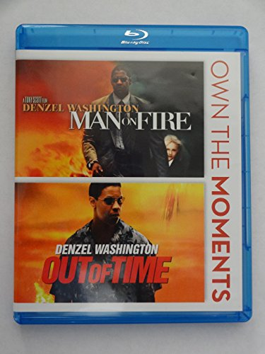 Man Fire Out Ti Df Bd Uv Yy  Blu Ray