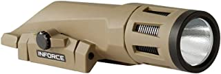 product image for INFORCE WMLx 700 Lumens Gen 2 White Light with IR Flat Dark Earth Body WX-06-2 Weapon Mounted Light