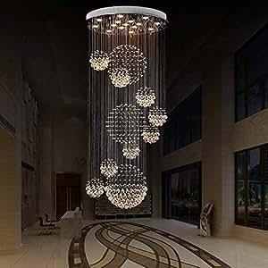 Amazon.com: AOLI - Lámpara de araña con velas modernas ...