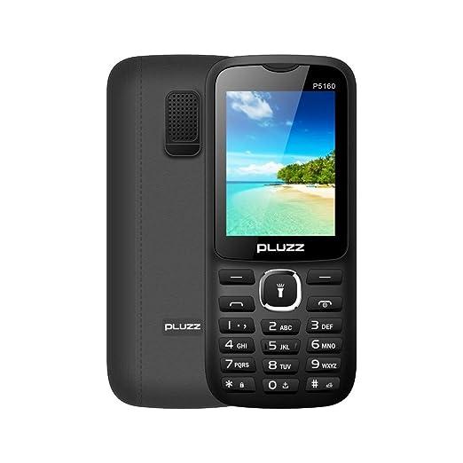 TianranRT PLUZZ P5160 - Teléfono inalámbrico (2,4 pulgadas ...