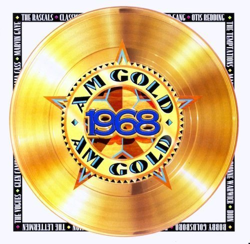 Price comparison product image AM Gold: 1968 by Sergio Mendes and Brasil '66,  Spanky and Our Gang,  Merrilee Rush and the Turnabo [Music CD]