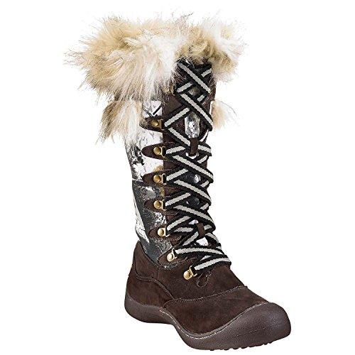 Legendary Whitetails Women's Arctic Snow Boots Brown 9 by Legendary Whitetails (Image #3)