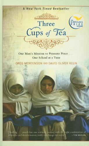 Download Three Cups of Tea: One Man's Mission to Promote Peace... One School at a Time pdf