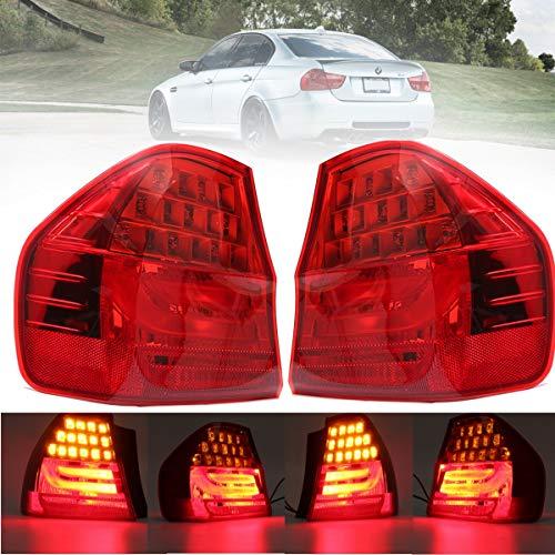 Car Light Assembly 1Pcs Car Rear Tail Lamp Light Led Light Left/Right Side For BMW 3 SERIES E90 2008 2009 2010 2011
