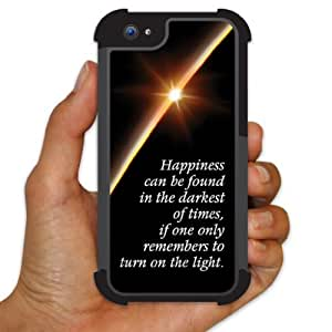 "iPhone 5 BruteBox Case - Dumbledore Quote - ""Happiness can be... by mcsharks"