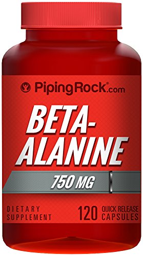 Beta Alanine 750 mg