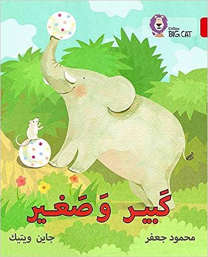 Big and Small: Level 2 (KG) (Collins Big Cat Arabic Readers)