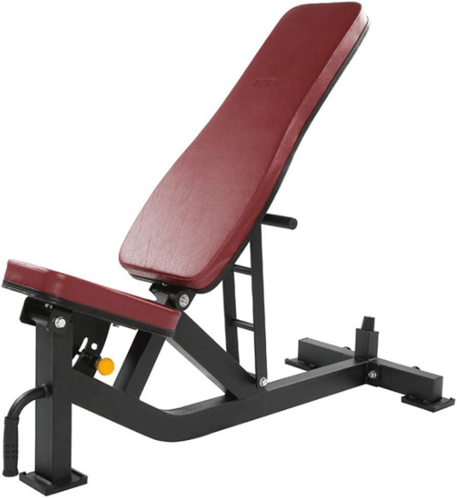 LY88運動フィットネス重量ベンチダンベルトレーニング腹筋脚バー調節可能なダンベルベンチジムホームフィットネスチェア