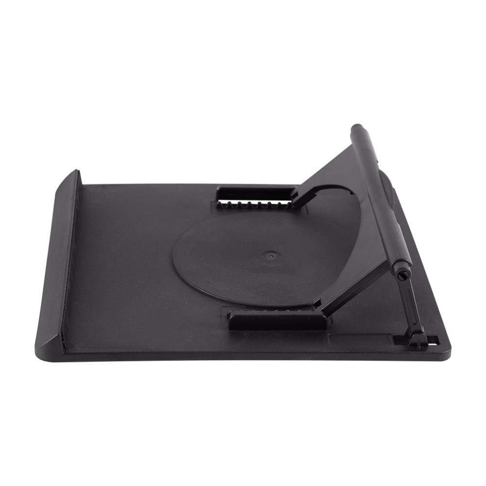 DHmart Adjustable Cooling Cooler Table Fan Stand Holder Notebook Laptop Universal Laptop Cooler Fan Holder Pad Notebook Stand by DHmart (Image #4)