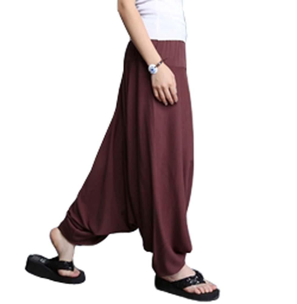 Travel Home Loose Pants Sagging Pants Yoga Pants Sunscreen Breathable