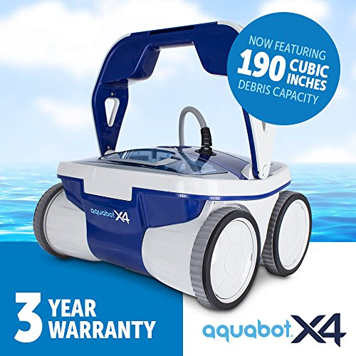 Aquabot X4 Automatic Pool Cleaner