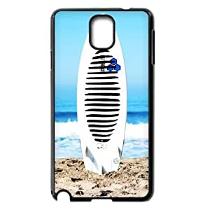 Cheap phonecase, Fashion sport, Cool surfboard picture for black plastic Samsung Galaxy Note 3 case