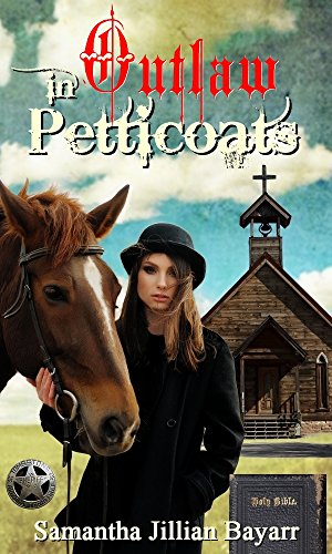 book cover of Outlaw in Petticoats