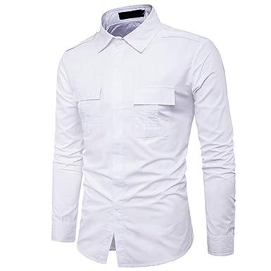 Rawdah_Camisas Hombre Camisas De Hombre De Vestir Camisas De ...