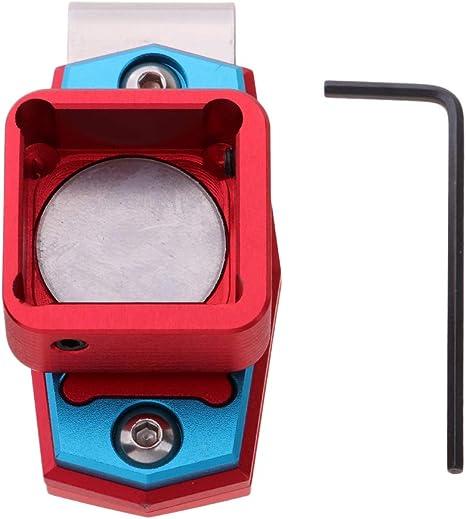 F Fityle Juego de Clip Magnético + Caja de Almacenamiento de Tiza ...