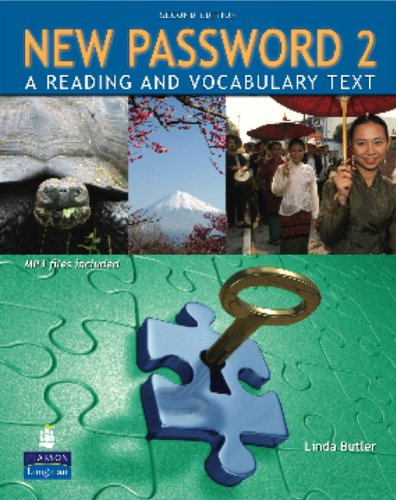 New Password 2: A Reading and Vocabulary Text, 2nd Edition (Book & MP3 Audio CD-ROM)