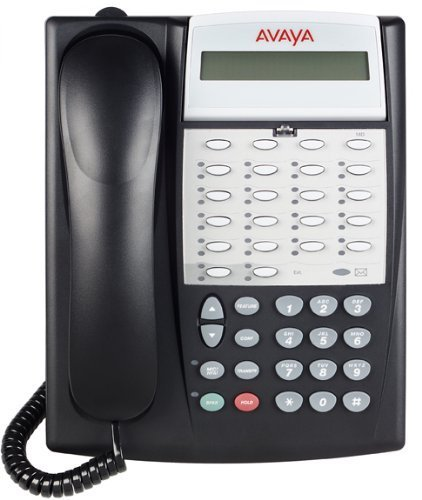 Avaya Partner 18D Phone (Series 2) Black ()