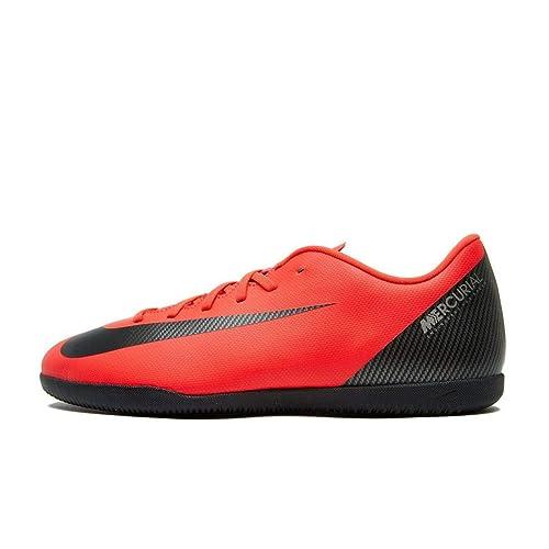 Zapatillas Nike Vapor 12 Club CR7 nº 41: Amazon.es: Zapatos y complementos