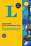 Langenscheidt Grund- und Aufbauwortschatz Französisch - Buch mit Audio-Download
