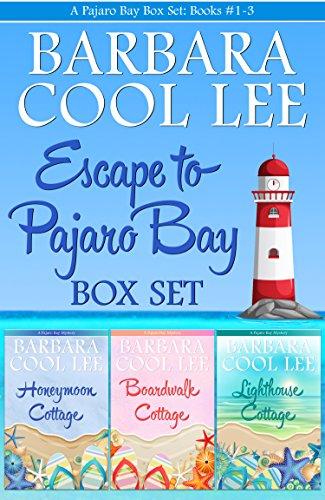 Bay Office Set - Escape to Pajaro Bay: Pajaro Bay Mysteries 1, 2, and 3 (A Pajaro Bay Box Set)