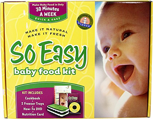 Fresh Baby LLC So Easy Baby Food Kit-1 Piece by Fresh Baby