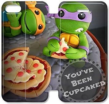 Bebé de Ninja Tortugas que comen la pizza W1C40E2 iPhone 6 ...