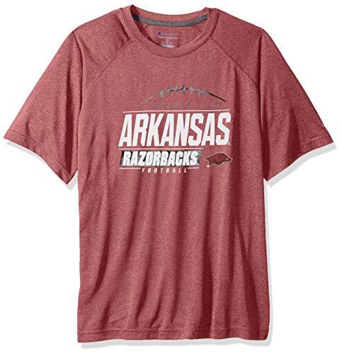 NCAA Mens Champion NCAA Men's Short Sleeve Football Season Jersey Tee – DiZiSports Store