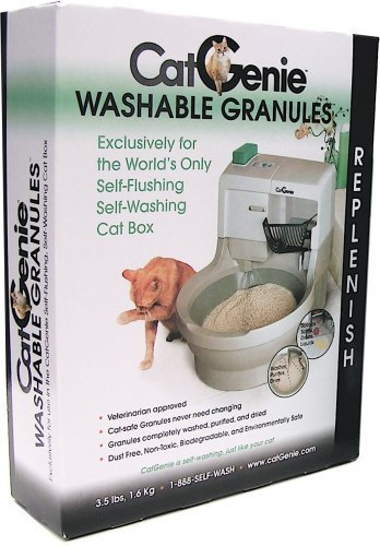 CatGenie Washable Granules-3-Pack