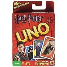 Mattel Harry Potter Uno Card Game - Mattel T8231