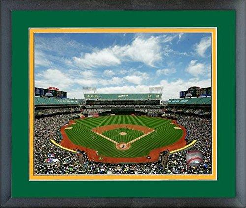 O.co Coliseum Oakland A's MLB Stadium Photo (Size: 13