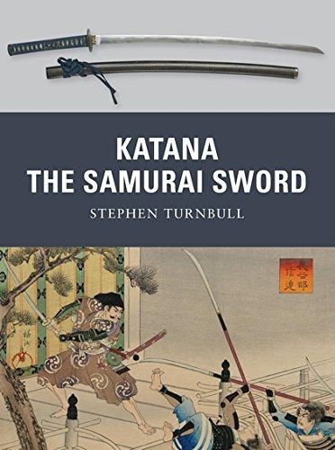 Katana: The Samurai Sword (Weapon) [Stephen Turnbull] (Tapa Blanda)