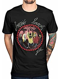 The Smashing Pumpkins Gish Tee T-Shirt Black (Medium)