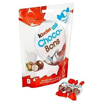 Bons esHogar Kinder Choco Bolsa 104gAmazon zLqVpMSGU