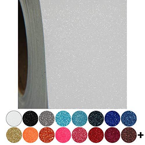 Threadart Glitter White 20