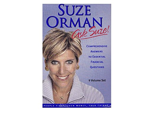 Comprehensive Set - Ask Suze ... Nine Volume Boxed Set (Comprehensive Answers to Essential Financial Questions)