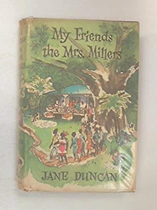 book cover of My Friends the Mrs. Millers