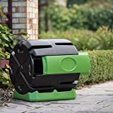 Hot Frog 37-Gallon Recycled Plastic Compost Tumbler