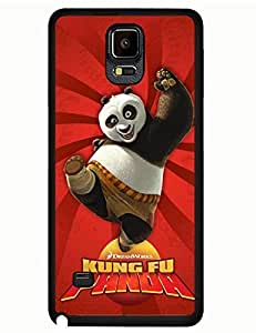 Wael alamoudi's Shop Hot Galaxy Note 4 Case, Kung Fu Panda Anime Disney Charater Design Protective Case Cover for Samsung Galaxy Note 4 9476431M132874079