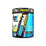 BPI Sports Best BCAA Powder with Energy, Branched Chain Amino Acids, Blueberry Lemonade, 25 Servings, 8.8 Ounce