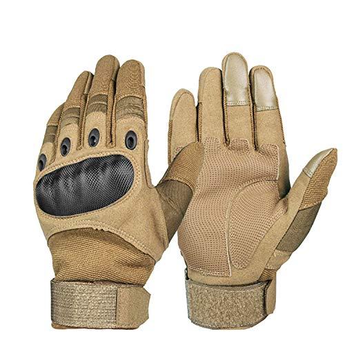 Bonnoeuvre Motorrad Handschuhe Taktische Handschuhe Sommerhandschuhen fürs Motorrad Army Gloves Sporthandschuhe geeignet…