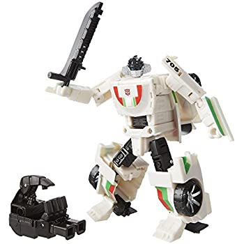 Siege Voyager WFC-S24 Starscream Transformers Generations War for Cybertron